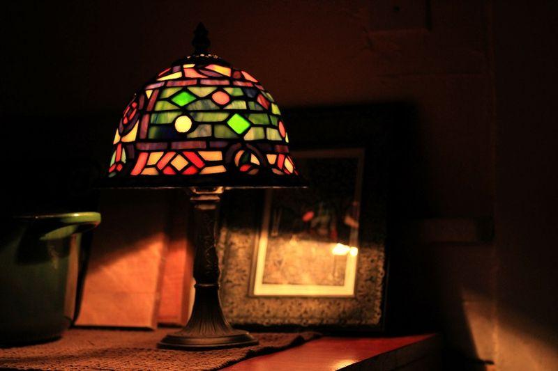 Lamp #3